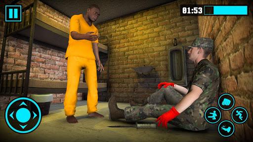 US Army Commando Prison Escape screenshot 1