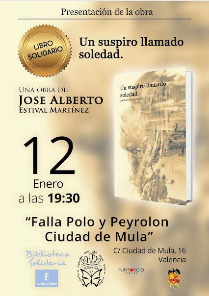 Presentación libro solidario a favor de la Asociación Mi Princesa Claudia