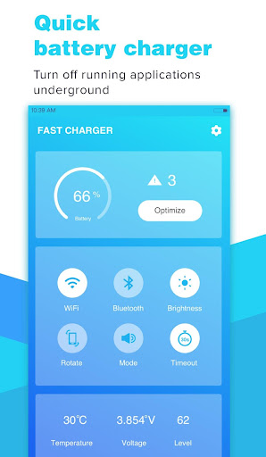 Screenshot for Fast Charger in United States Play Store