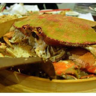 Crab Rice.