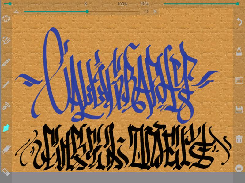 Calligrapher Pro Screenshot 10