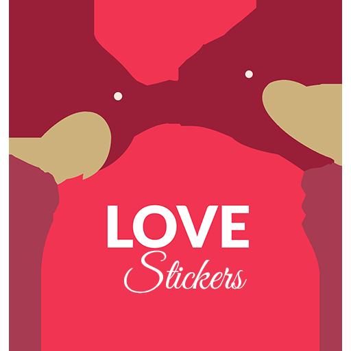 Romantic Love Stickers For WhatsApp WAStickerApps Icon