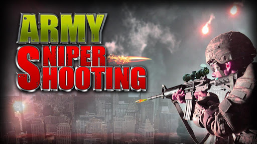 Army Sniper Shooting