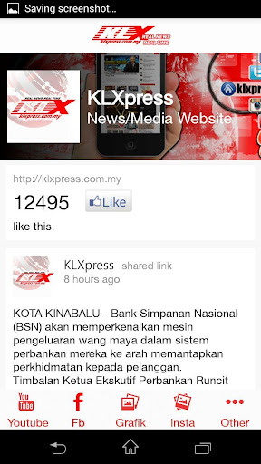 Klxpress Real News Real Time