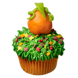 Great Pumpkin Cupcake