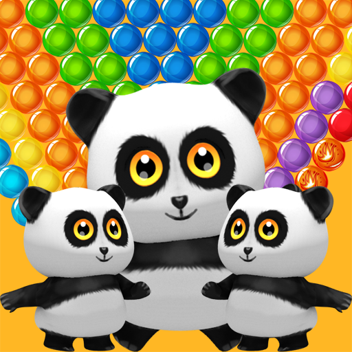 Panda Bubble Pop Rescue