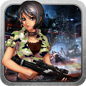 Shooting Zombies:City Defense