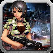 Shooting Zombies:City Defense