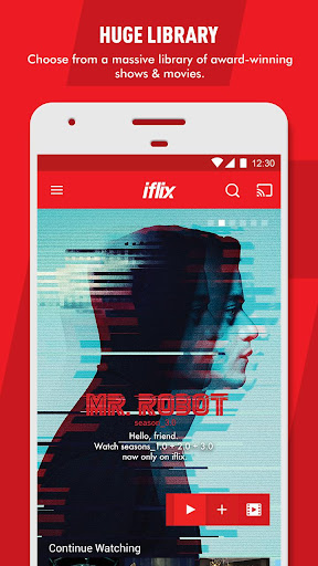 iflix 3.1.0-11343 screenshots 1