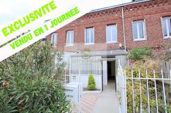 Maison 3 pièces 59,45 m2