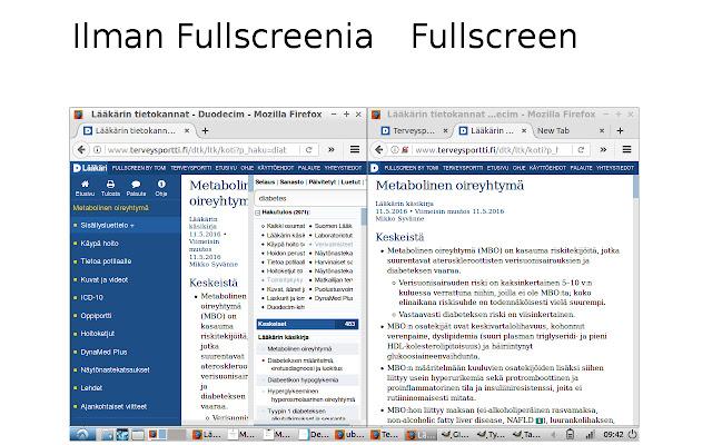 Terveysportti Fullscreen