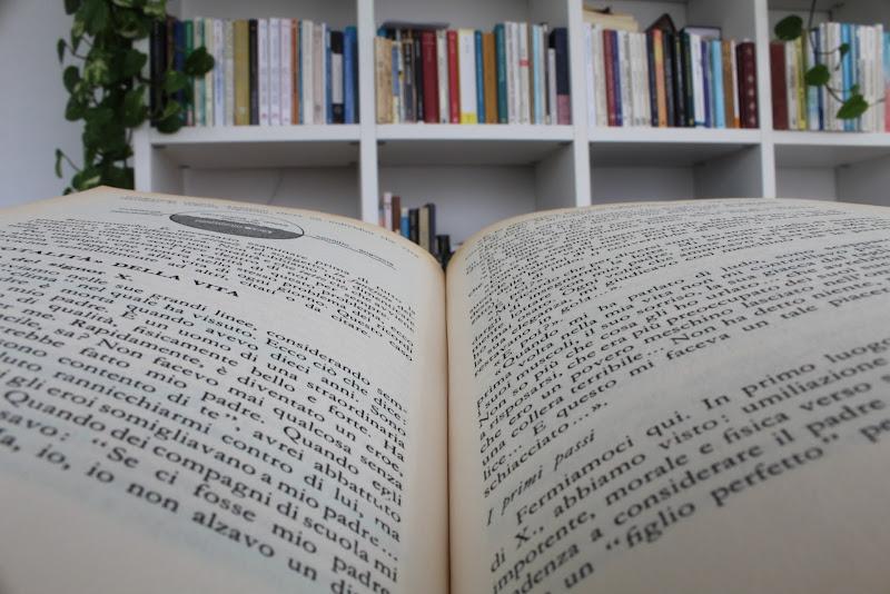 Prima una pagina, poi l'altra... e così il tempo passa! di AlexAlfei
