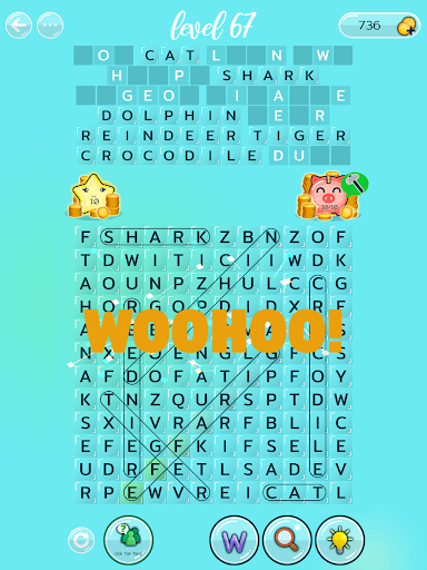 Word Search Puzzles - Free and Fun Brain Training android2mod screenshots 14