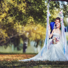 Wedding photographer Aleksandra Semochkina (arabellasa). Photo of 16.10.2014