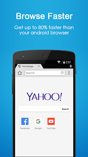 Adblocker Browser screenshot