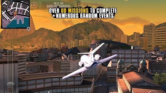 Gangstar Rio: City of Saints v1.2.1g Apk + (Mod, Unlimited Money) 3