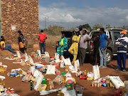 A Mpumalanga company has brought relief to community members by delivering 1,000 food parcels.