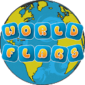 World Flags - Learn Flags of the World Quiz 🎓 icon