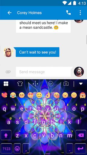 免費下載遊戲APP|Sparkle Lotus Eva Keyboard-Gif app開箱文|APP開箱王