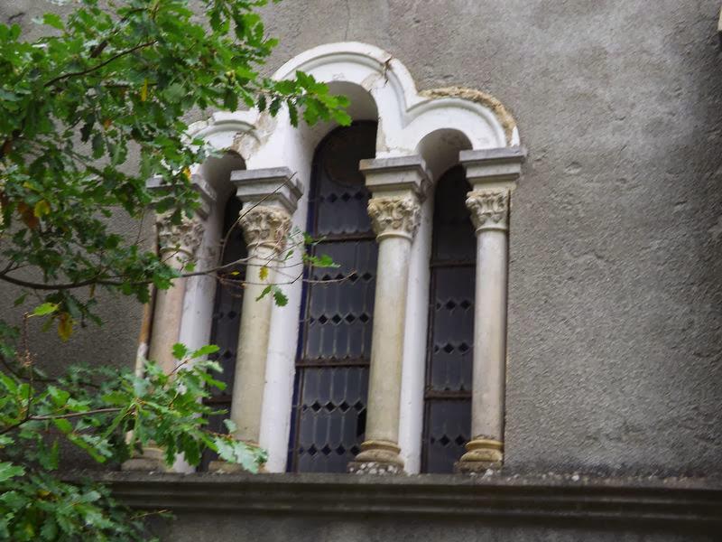 La chapelle familliale de Charlet
