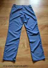 Photo: летние штаны из материала джинс-тенсел