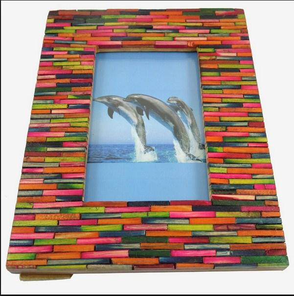 Handmade photo frame ideas android apps on google play for Handmade picture frame ideas