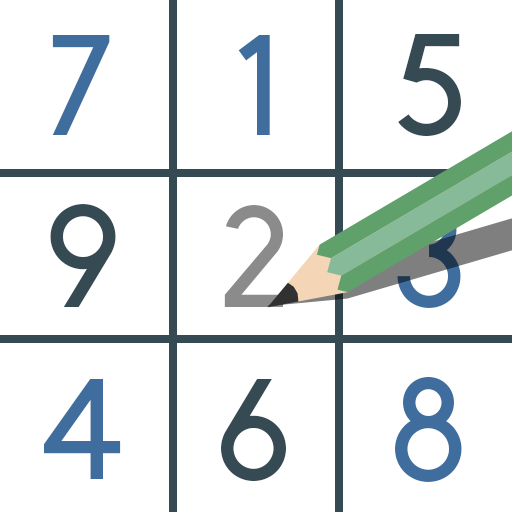 ナンプレ‐世界中で大人気の無料ロジックパズルゲーム‐