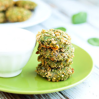 Spinach Nuggets