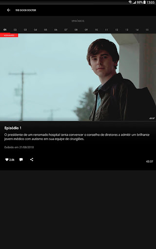 Globoplay 2.57.0 screenshots 15