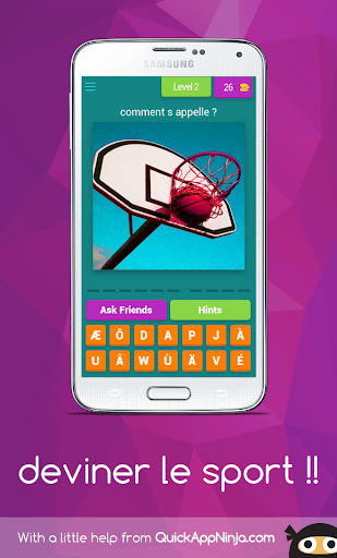 deviner le sport !! android2mod screenshots 2