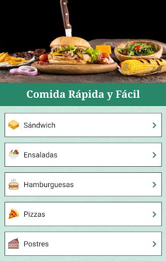 Foto do Comida rápida fácil - Recetas de comida fáciles