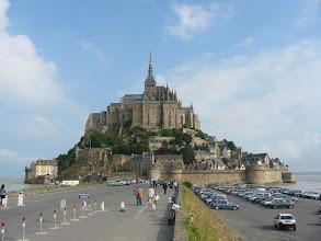 Photo: Mont St Michel