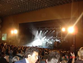 Photo: Cena do show.