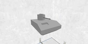 小さい戦車初号機