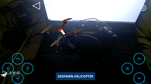 RC Helicopter AR 1.1.9 gameplay | by HackJr.Pw 2