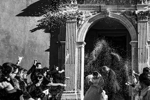 Wedding photographer Leonardo Scarriglia (leonardoscarrig). Photo of 15.04.2019
