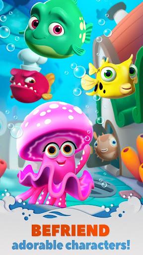 Undersea Solitaire Tripeaks screenshots 6