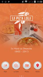 La Piz'a Lola - náhled