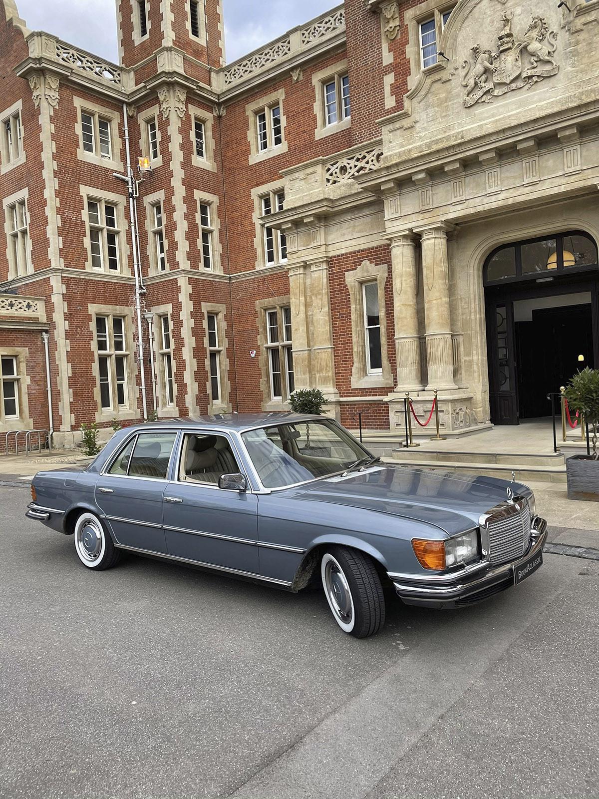 Mercedes-Benz 450SE Hire Bracknell