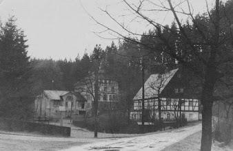 Photo: Wünschendorf im Erzgebirge  Sachsen  Hammermühle  Neunzehnhain  -  privates Foto von Werner Baldauf