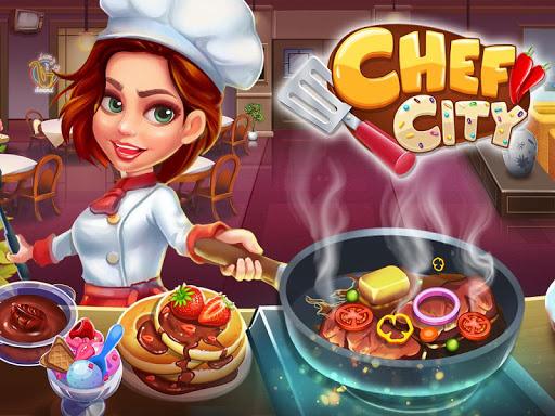 Chef City : Kitchen Restaurant Cooking Game 2.6 screenshots 1