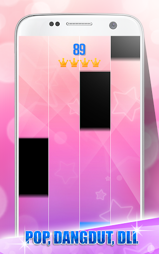 Raja Piano Tiles Indonesia screenshot