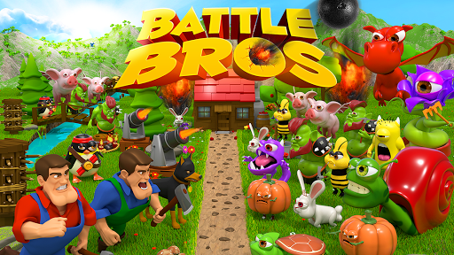 Battle Bros - Tower Defense 1.55 screenshots 6