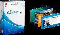 Plano Premium: Gerenciador e ConteúdoPlano para TV Corporativa - Plano Premium - Gerenciador e Conteúdo