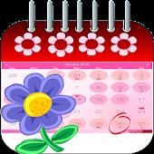 Tải Period Tracker calendar APK