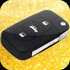 Simulateur de clé de voiture icon