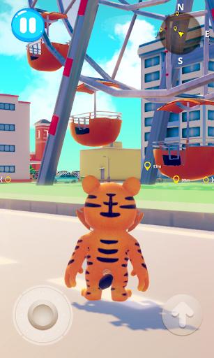 Talking Tiger apkdemon screenshots 1