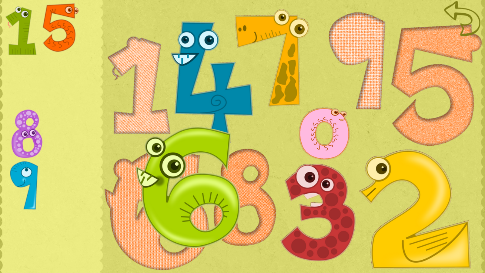 educational puzzle for kids 1 android apps on google play