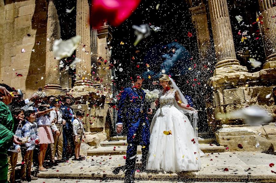 Wedding photographer Alberto Sagrado (sagrado). Photo of 27.11.2017