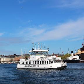 ストックホルム観光の裏技!密かな絶景スポット「水上バス」を使ってみよう!